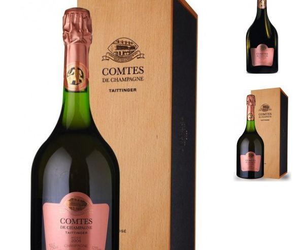 champagne taittinger prix